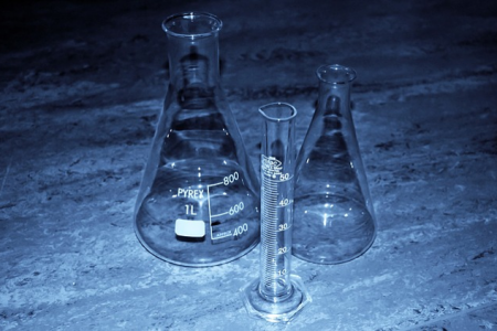 Chemistry flasks